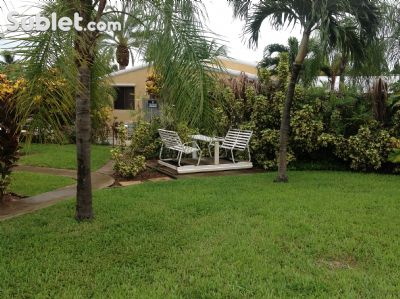 Image 3 furnished 1 bedroom Apartment for rent in Hollywood, Ft Lauderdale Area
