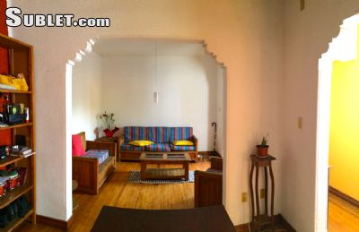 Image 1 Furnished room to rent in Cuauhtemoc, Mexico City 1 bedroom Apartment
