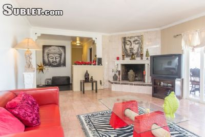Image 4 furnished 3 bedroom House for rent in Bel Air, West Los Angeles