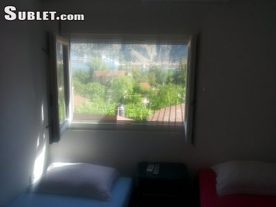 Image 1 furnished Studio bedroom Apartment for rent in Kotor, South Montenegro