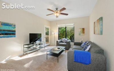 Image 1 furnished Studio bedroom Apartment for rent in Loop, Downtown