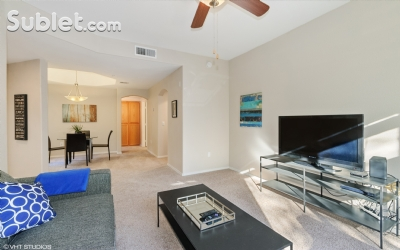Image 3 furnished Studio bedroom Apartment for rent in Loop, Downtown