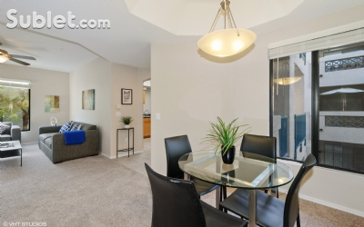 Image 6 furnished Studio bedroom Apartment for rent in Loop, Downtown
