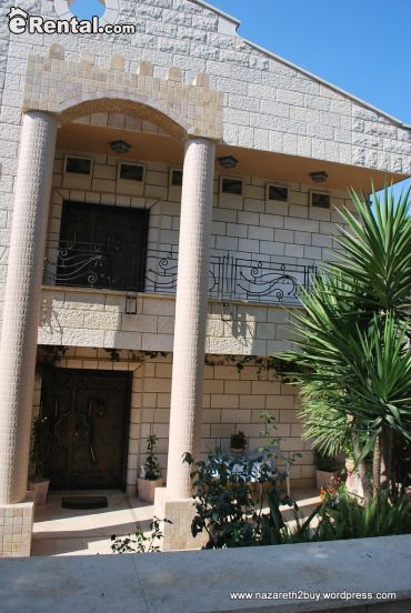 Image 2 either furnished or unfurnished 4 bedroom House for rent in Nazerat Illit, North Israel
