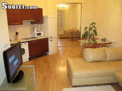 Image 1 furnished 1 bedroom Apartment for rent in Shevchenko, Kiev