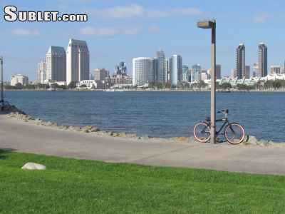 Image 10 furnished 1 bedroom Apartment for rent in Coronado, Western San Diego