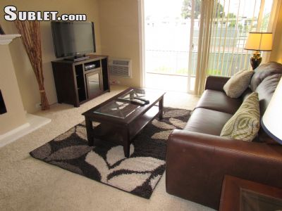 Image 2 furnished 1 bedroom Apartment for rent in Coronado, Western San Diego