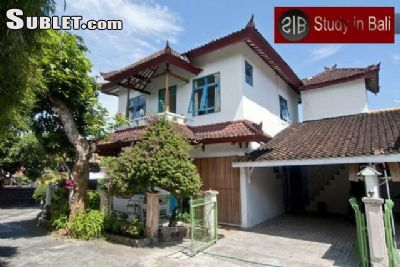 Image 1 furnished 2 bedroom House for rent in Denpasar, Bali
