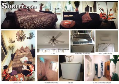 Image 1 Furnished room to rent in Lingya, Kaohsiung City 3 bedroom Dorm Style