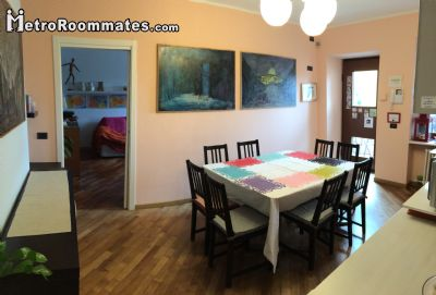 Image 3 Furnished room to rent in Milan, Milan 5 bedroom House
