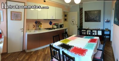 Image 4 Furnished room to rent in Milan, Milan 5 bedroom House