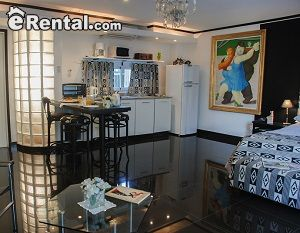 Image 1 furnished Studio bedroom Loft for rent in San Telmo, Buenos Aires City