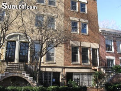Image 1 furnished 1 bedroom Apartment for rent in Capitol Hill, DC Metro