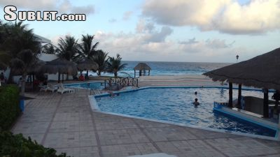 Image 4 furnished 1 bedroom Apartment for rent in Cancun, Quintana Roo