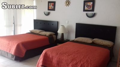 Image 6 furnished 1 bedroom Apartment for rent in Cancun, Quintana Roo