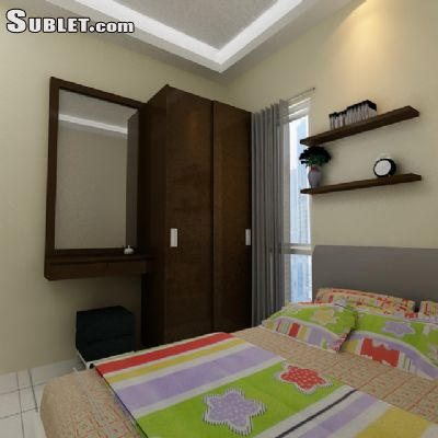 Image 2 Furnished room to rent in South Jakarta, Jakarta Studio bedroom Hotel or B&B