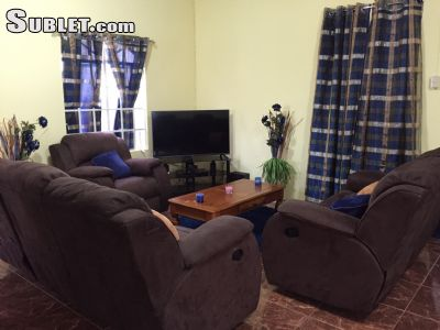 Image 1 furnished 2 bedroom Apartment for rent in San Juan, Trinidad Tobago