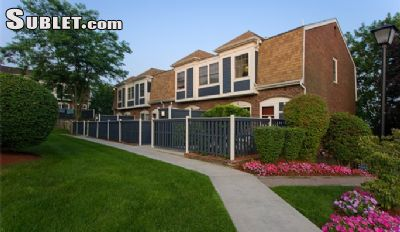 Image 1 either furnished or unfurnished 3 bedroom Apartment for rent in Waltham, Boston Area