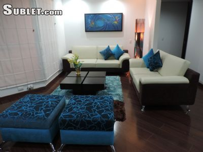 Image 2 furnished 3 bedroom Apartment for rent in Chapinero, Bogota