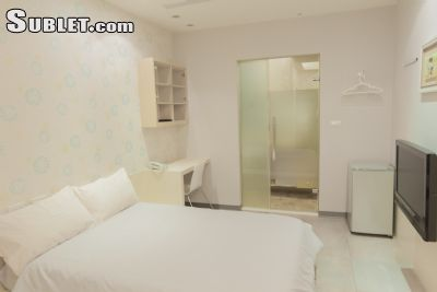 Image 1 furnished Studio bedroom Hotel or B&B for rent in Datong, Taipei City