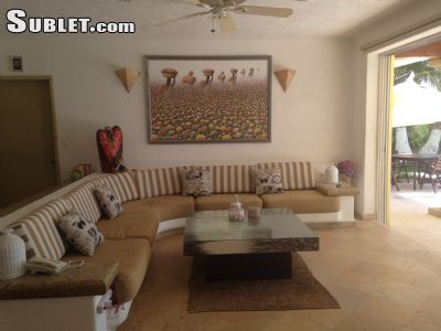 Image 2 furnished 3 bedroom House for rent in Acapulco, Guerrero