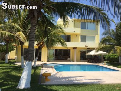 Image 6 furnished 3 bedroom House for rent in Acapulco, Guerrero