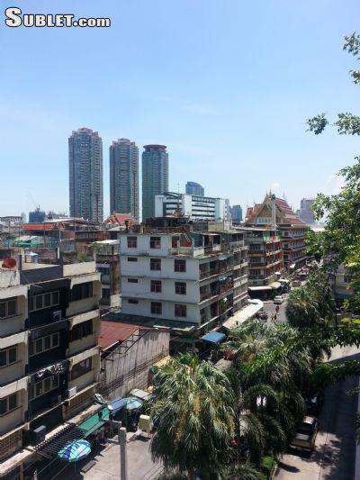 Image 1 furnished 1 bedroom Apartment for rent in Sathon, Bangkok