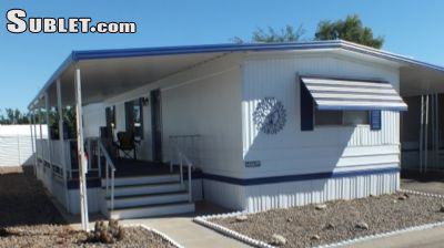 Image 1 furnished 2 bedroom Mobile home for rent in Scottsdale Area, Phoenix Area