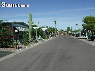 Image 6 furnished 2 bedroom Mobile home for rent in Scottsdale Area, Phoenix Area