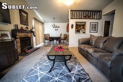 Image 3 furnished 2 bedroom Townhouse for rent in Other Colorado Springs, Colorado Springs