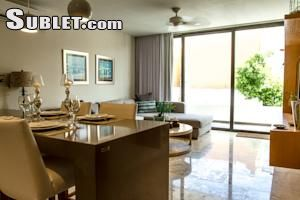 Image 1 furnished 1 bedroom Apartment for rent in Playa Del Carmen, Quintana Roo