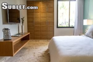 Image 4 furnished 1 bedroom Apartment for rent in Playa Del Carmen, Quintana Roo