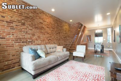 Image 3 furnished 2 bedroom Townhouse for rent in Capitol Hill, DC Metro