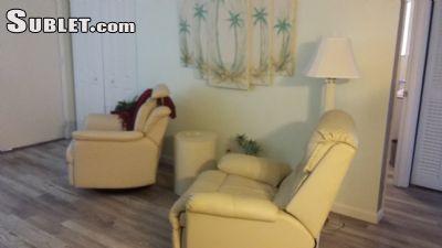 Image 3 furnished 2 bedroom Apartment for rent in Stuart, Ft Lauderdale Area