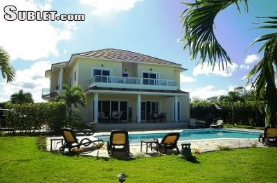 Image 5 furnished 5 bedroom House for rent in Sosua, North Dominican