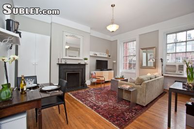 Image 5 furnished 1 bedroom Apartment for rent in Village-West, Manhattan
