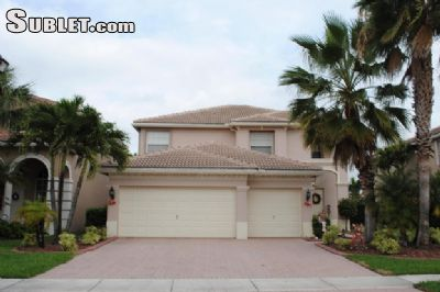 Image 2 furnished 5 bedroom House for rent in Wellington, Ft Lauderdale Area