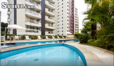 Image 2 furnished 1 bedroom Apartment for rent in Itaim Paulista, Sao Paulo City