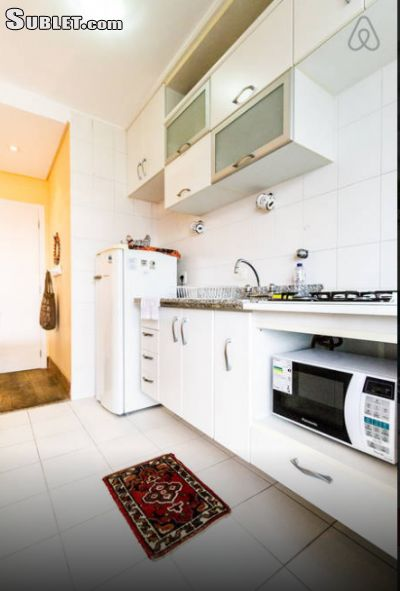 Image 5 furnished 1 bedroom Apartment for rent in Itaim Paulista, Sao Paulo City