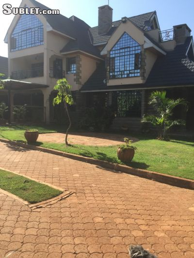 Image 1 furnished 5 bedroom Hotel or B&B for rent in Nairobi, Kenya