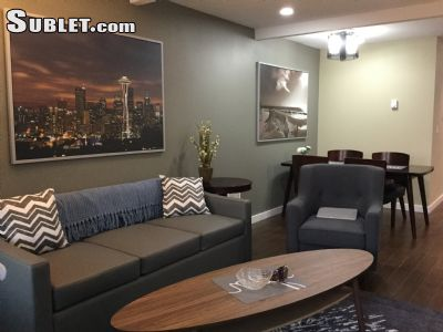 Image 2 furnished 1 bedroom Apartment for rent in Renton, Seattle Area