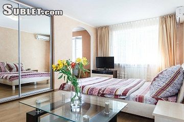 Image 1 furnished 1 bedroom Apartment for rent in Zaporizkyi, Zaporizhia