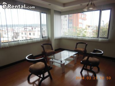 Image 1 furnished 3 bedroom Apartment for rent in Quito, Pichincha