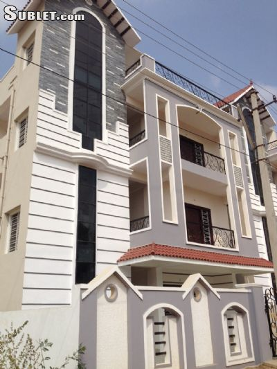 Image 1 furnished 2 bedroom Apartment for rent in Hyderabad, Andhra Pradesh