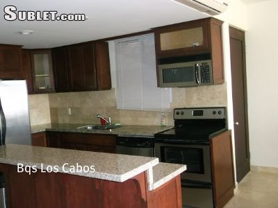Image 3 either furnished or unfurnished 3 bedroom Apartment for rent in Los Cabos, South Baja