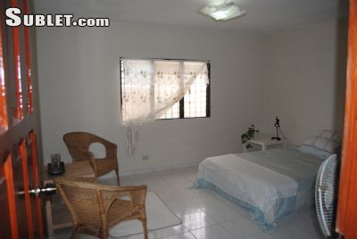 Image 1 Furnished room to rent in Santiago, Central Dominican 3 bedroom House