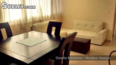 Image 3 furnished 2 bedroom Apartment for rent in Cholula, Puebla