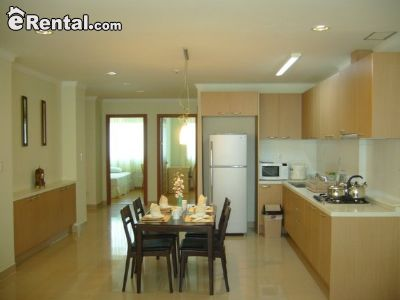 Image 2 furnished Studio bedroom Apartment for rent in District 12, Ho Chi Minh City