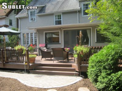 Image 3 furnished 4 bedroom House for rent in Rutherford, Bergen County