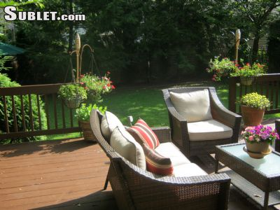 Image 8 furnished 4 bedroom House for rent in Rutherford, Bergen County